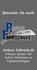 Arturs Fahrschule